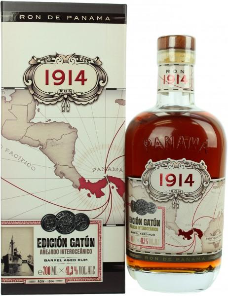 Ron 1914 Edición Gatún 41.3% 0,7l