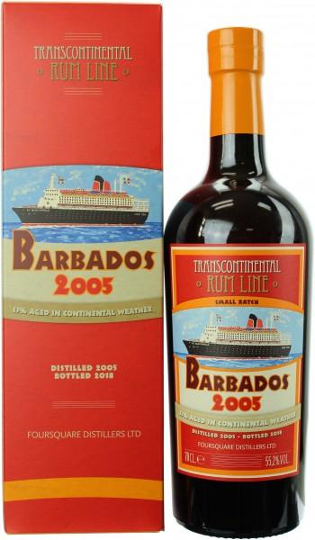 Barbados 2005 Transcontinental Rum Line #26 55.2% 0,7l