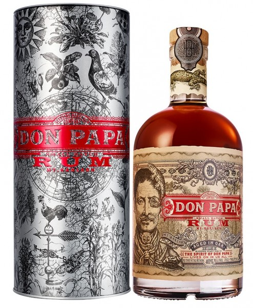 Don Papa Limited Edition Metallbox