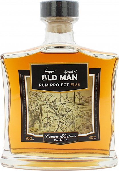 Rum Project Five (Leisure Harbour) - Spirits of Old Man