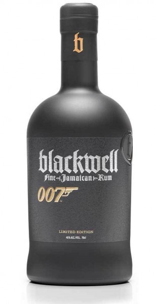 Blackwell Rum 007 Limited Edition 40.0% 0,7l