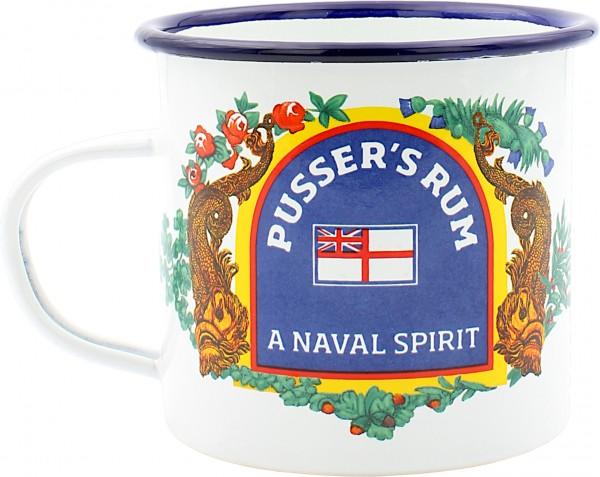 Pusser's Rum Tasse