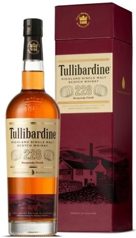 Tullibardine 228 Burgundy Finish 43.0% 0,7l