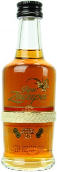 Miniatur Ron Zacapa Centenario 23 Jahre