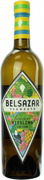 Belsazar Vermouth Riesling Limited Edition 16.0% 0,75l