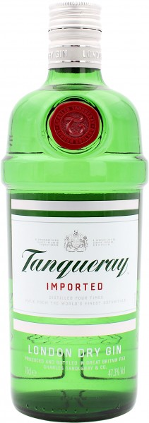Tanqueray London Dry Gin 47.3% 0,7l