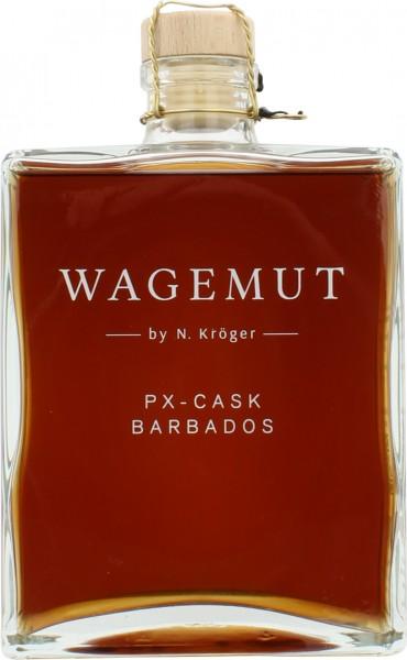 Wagemut Rum PX Sherry Cask