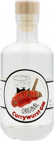 Currywurst Gin 44.0% 0,2l