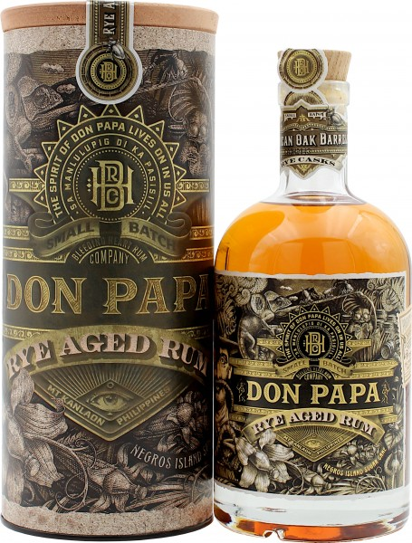 Don Papa Rye Cask Limited Edition