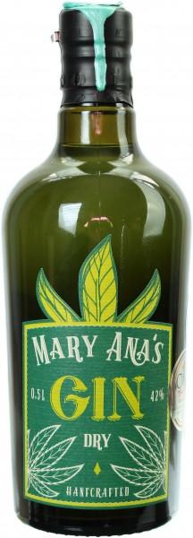 Mary Ana's Dry Gin 42.0% 0,5l