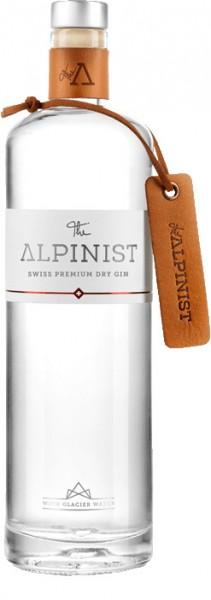 The Alpinist Swiss Premium Dry Gin