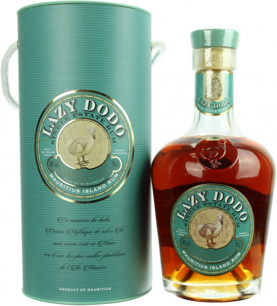 Lazy Dodo Single Estate Rum 40.0% 0,7l