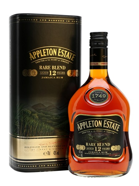 Appleton Rum Rare Blend 12 Jahre 43% vol. 0,7l