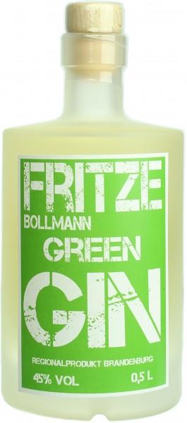 Fritze B. Green Gin 45.0% 0,5l