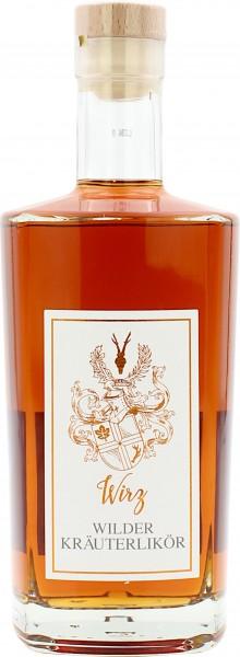 Wirz Reifer Whisky Likör