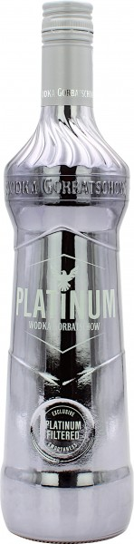 Wodka Gorbatschow Platinum