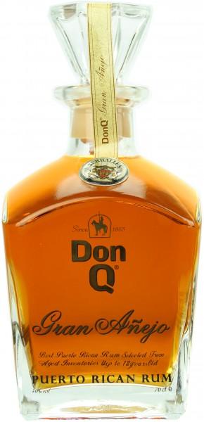Don Q Rum Gran Anejo 40.0% 0,7l