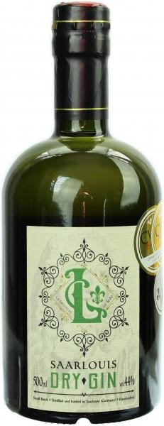 Saarlouis Dry Gin 44.0% 0,5l