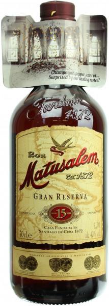 Ron Matusalem Gran Reserva 15 Jahre