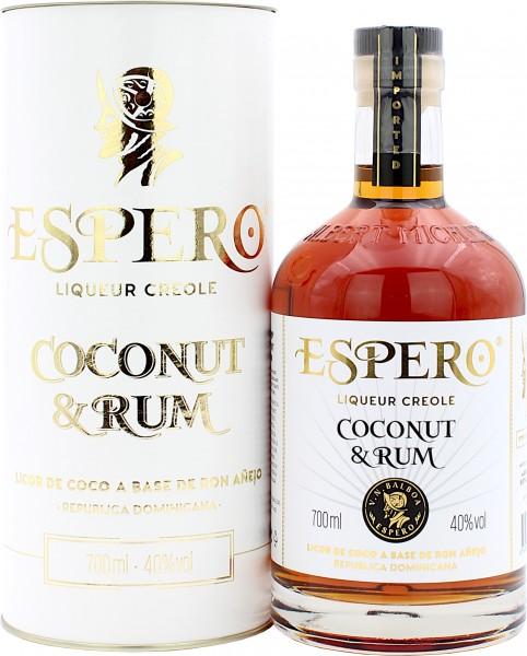 Ron Espero Coconut & Rum Liqueur Creole
