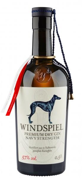 Windspiel Premium Dry Gin Navy Strength