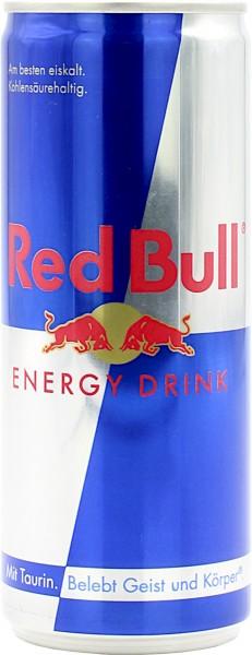 Red Bull Energy Drink 0,25 l Dose (Einweg)