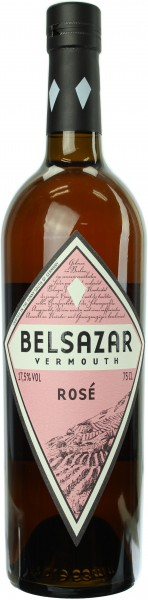 Belsazar Vermouth Rose 17.5% 0,75l