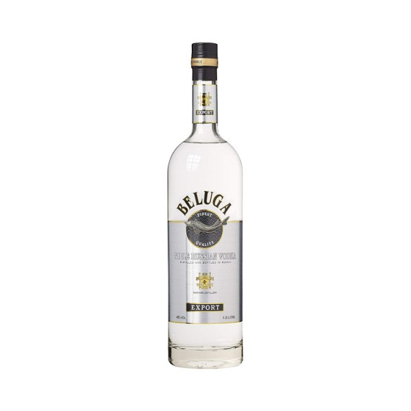 Beluga Noble Russian Vodka 40.0% 1 Liter