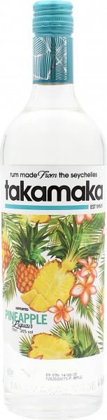 Takamaka Pineapple Rumlikör